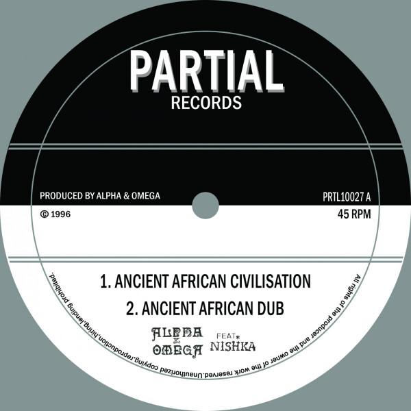 Alpha and Omega Feat. Nishka - Ancient African Civilisation'