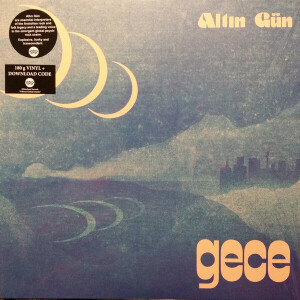 Altin Gün - Gece (180g LP)