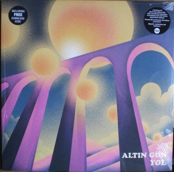 Altin Gün - YOL (180g LP) (Back)