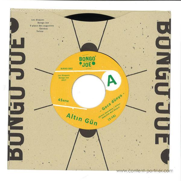 Altin Gun - Goca Dunya (Back)