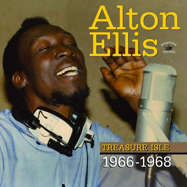 Alton Ellis - Treasure Isle 1966-1968 (LP)