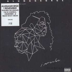 AlunaGeorge - I Remember (LP)