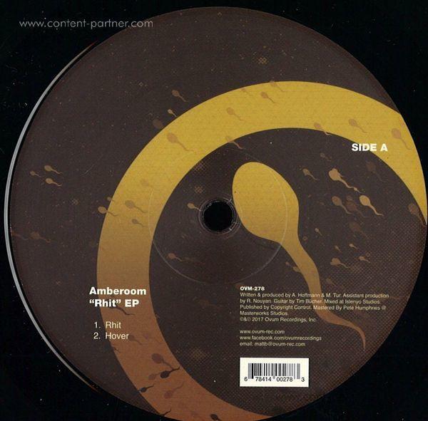 Amberoom - Rhit Ep