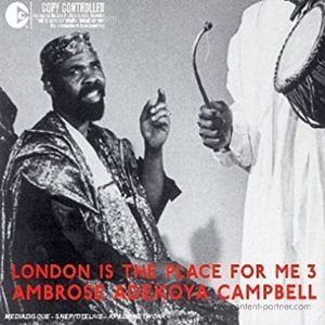 Ambrose Adekoya Campbell - London Is The Place For Me 3 (Back in)