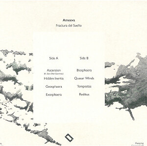 Ameeva - Fractura Del Sueno (Back)