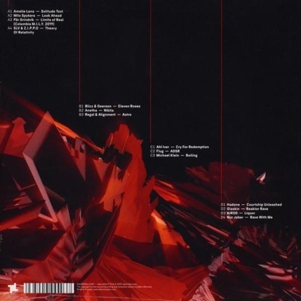 Amelie Lens - Fabric Presents: Amelie Lens (Gatefold 2LP+MP3) (Back)