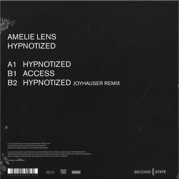 Amelie Lens - Hypnotized (Back)