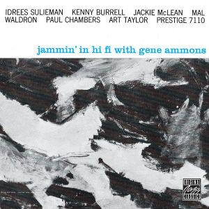 Ammons,Gene - Jammin' In Hi-Fi