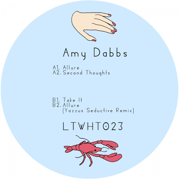 Amy Dabbs - Allure EP (Back)