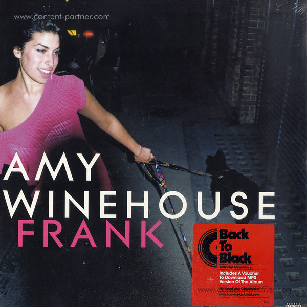 Amy Winehouse - Frank (180g Re-issue)