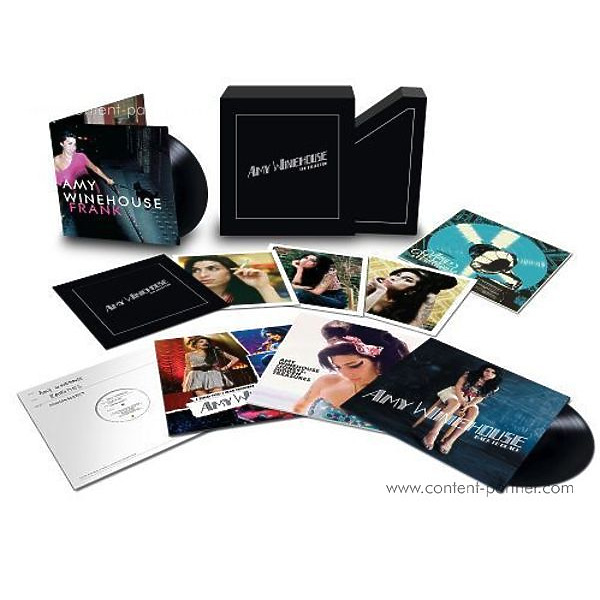 Amy Winehouse - The Collection (Limited 8-LP-Box!)