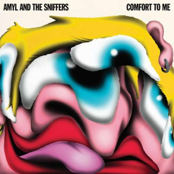 Amyl & The Sniffers - Comfort to Me (LP)