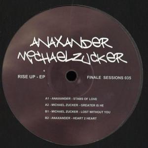 Anaxander/ Michael Zucker - Rise Up (Back)