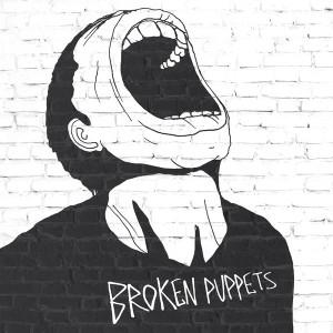Ancient Astronauts - Broken Puppets (LP+MP3)