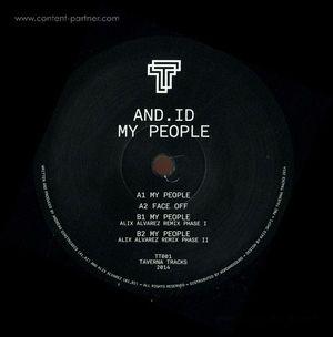And.Id - My People (Alix Alvarez Remix)