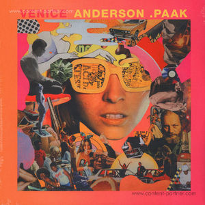 Anderson .Paak - Venice (2LP Reissue)