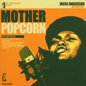 Anderson,Vicki - Mother Popcorn (Anthology)