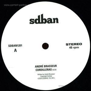 Andre Brasseur - Cordilleras / Stress