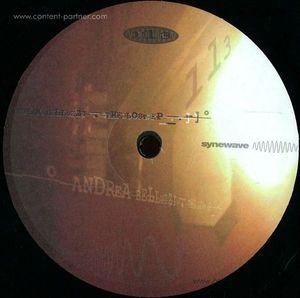 Andrea Belluzzi - The Lost Ep