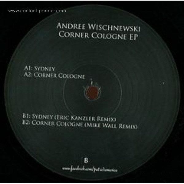 Andree Wischnewski - Corner Cologne Ep (Mike Wall Remix)