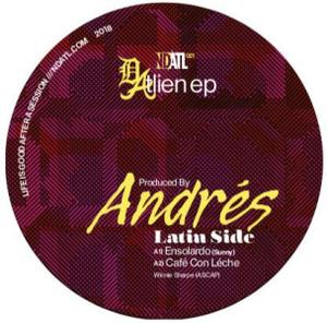 Andres - D.ATLien EP