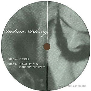 Andrew Ashong - Flowers EP (Theo Parrish Mixes)