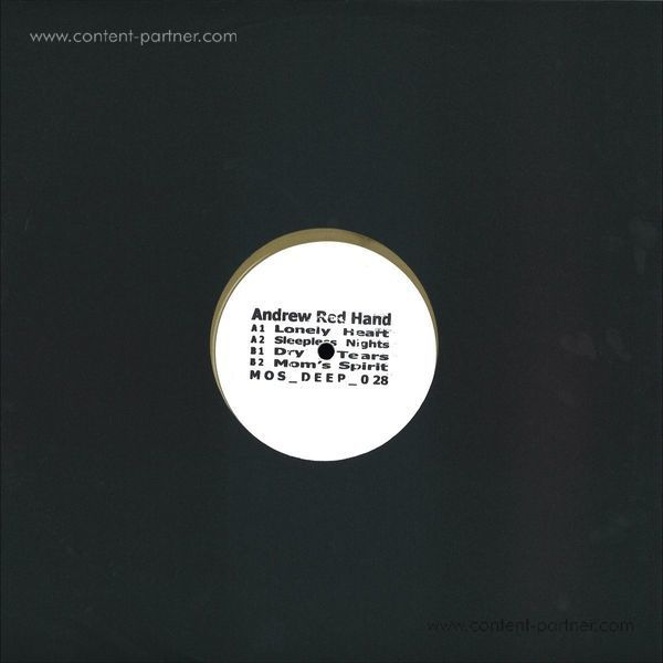 Andrew Red Hand - Lonely Heart (Back)