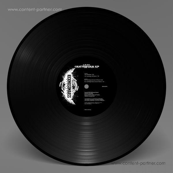 Andy BSK - Centrifuge EP (Back)