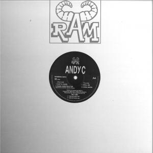Andy C - 'Slip 'N' Slide / Roll On' (1993-1995)