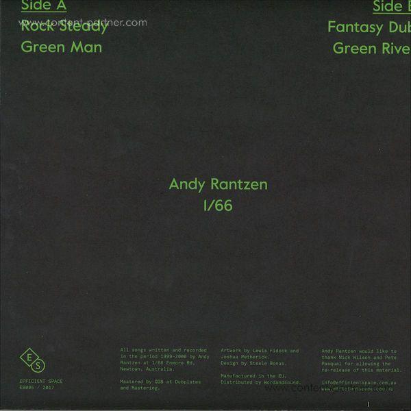 Andy Rantzen - 1/66 (Back)