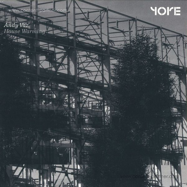 Andy Vaz - House Warming LP (2LP Gatefold)