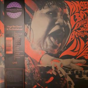 Angel Bat Dawid / The Brothahood - LIVE (2LP) (Back)