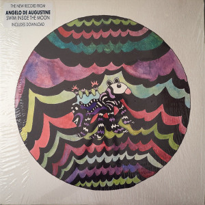 Angelo De Augustine - Swim Inside The Moon (LP)