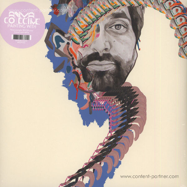 Animal Collective - Painting With (LP + MP3)