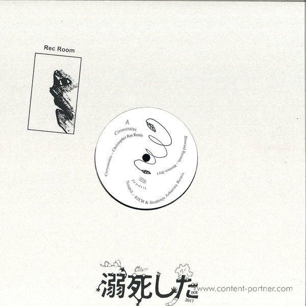 Ankerkluese - Rec Room EP (Back)