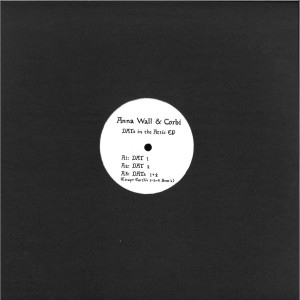 Anna Wall & Corbi - DATs in the Attic EP (Back)