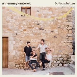 AnnenMayKantereit - Schlagschatten (2LP+CD)