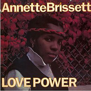 Annette Brissett - Love Power (LP reissue)