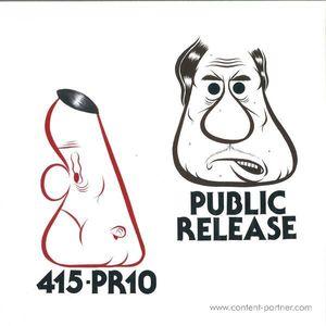 Anonstop / 40 Thieves / Bezier / The Beat Broker - 415-PR10