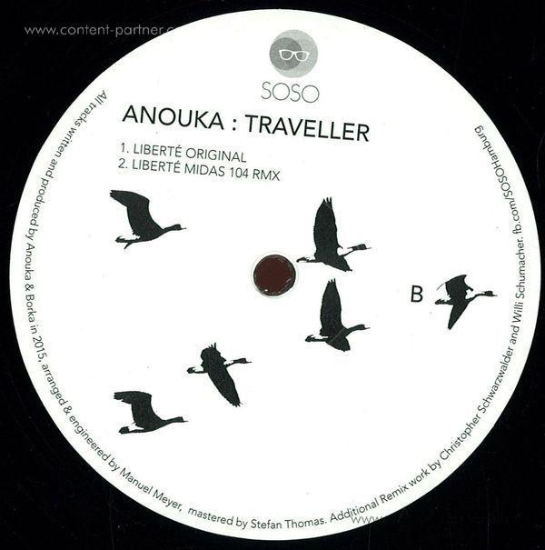 Anouka - Traveller (C. Schwarzwalder Remix)