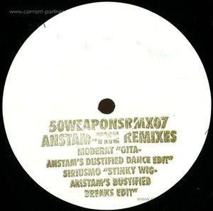 Anstam - The Remixes