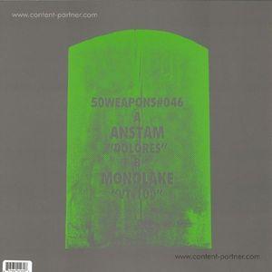 Anstam/Monolake - Dolores/VT-100 (12''/180g)