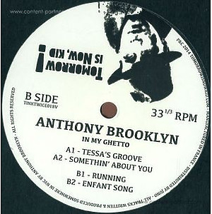Anthony Brooklyn - In My Ghetto