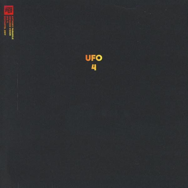 Anthony Parasole - Infrared Vision (Back)