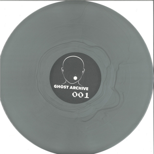 Anthony Rother - Ghost Archive 001 (Back)
