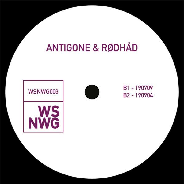 Antigone & Rødhåd - WSNWG003 (Back)