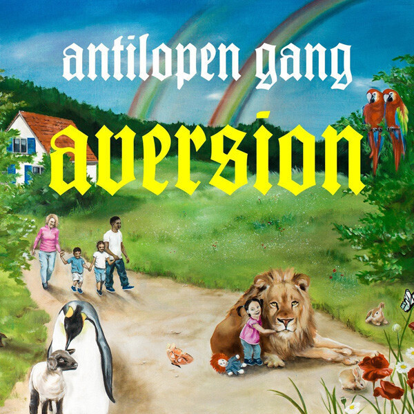 Antilopen Gang - Aversion (2LP)