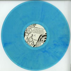 Anton Kubikov - Kraxx Traxx EP (180g / Vinyl Only)
