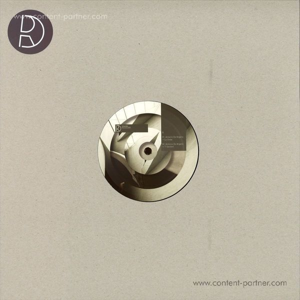 Antonio De Angelis - Elements Ep (Back)