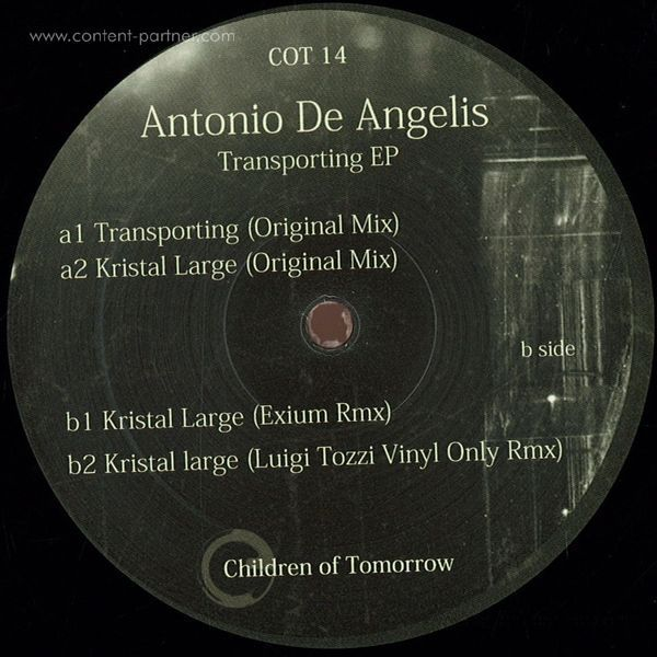 Antonio De Angelis - Transporting EP ( Exium Remix)